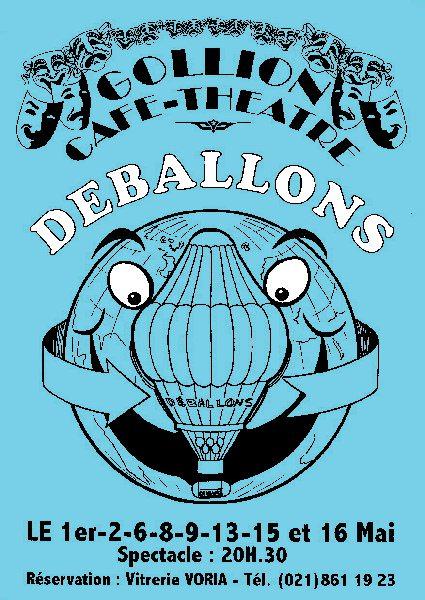 1998 - Déballons