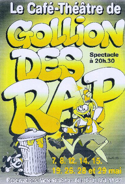 1999 - Gollion des Rap