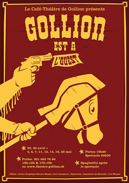 2011 - Gollion est à l'Ouest