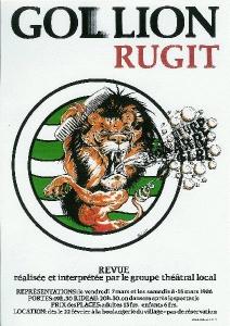 1986 - Revue : Gollion rugit
