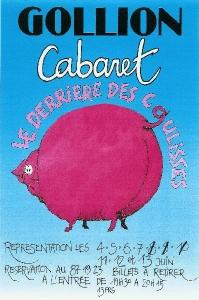 1987 - Cabaret : Le derrière des coulisses