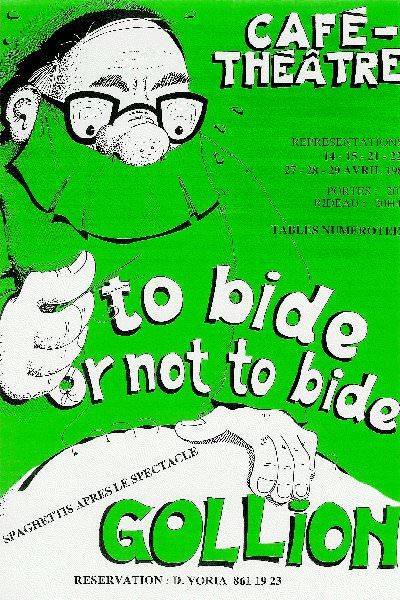 1989 - To bide or not to bide