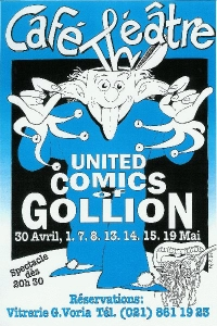 1993 - United comics of Gollion