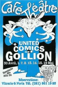 1993 - United comics of Gollion